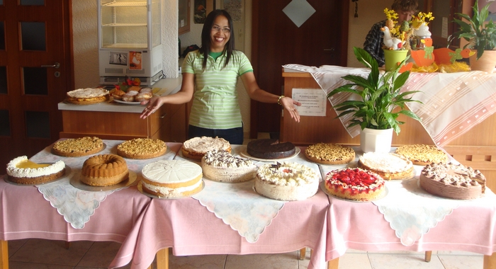 Kuchenshow mit Phenchan