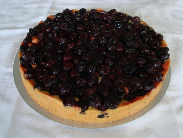 Kirsch-Kuchen